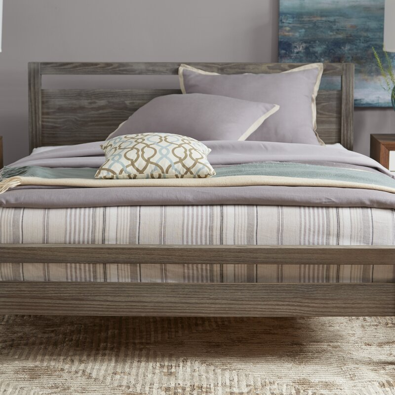 grain wood furniture loft queen platform bed  reviews