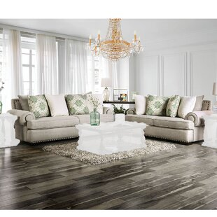 Fihser 2-pcs Living Room Set by Red Barrel Studio®