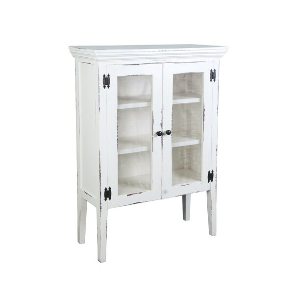 Luz 2 Door Accent Cabinet by August Grove August Grove