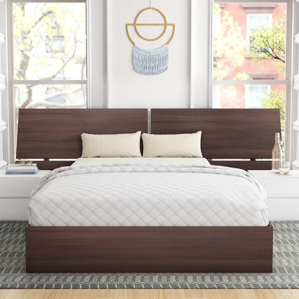 Franco Platform 3 Piece Bedroom Set by Foundstone Foundstone