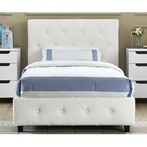 White Bed Frames tufted beds you'll love | wayfair