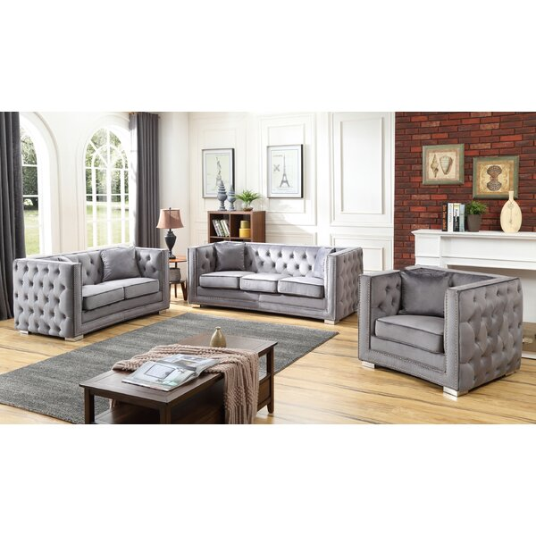 Smollin Configurable Living Room Set by Everly Quinn