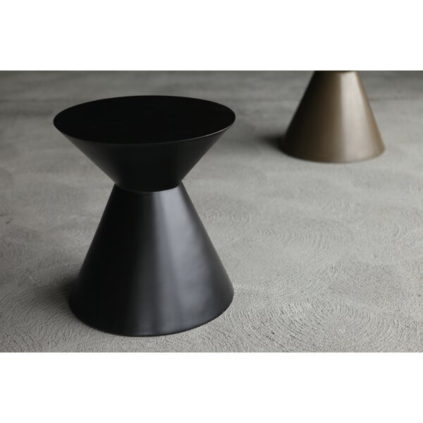 Ajax Plastic Side Table by IAP
