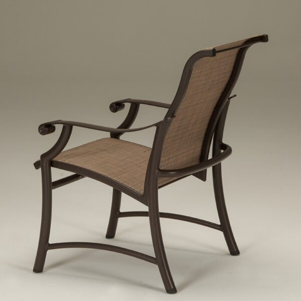 Montreux II Low Back Patio Dining Chair by Tropitone