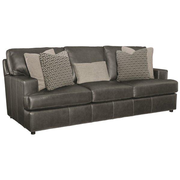 Winslow Leather Sofa By Bernhardt