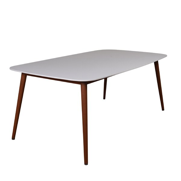 Costillo Wooden Dining Table by Corrigan Studio