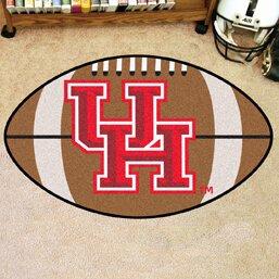 NCAA University of Houston Football Doormat by FANMATS