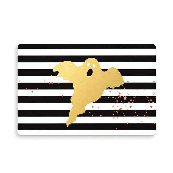 Parrott Ghost Kitchen Mat by The Holiday Aisle