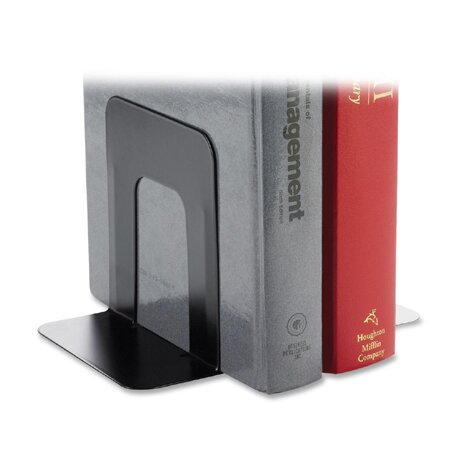 Poly Base Book Ends (Set of 2) by Rebrilliant
