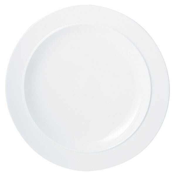 White by Denby 12.5 Gourmet Plate (Set of 4) by Denby