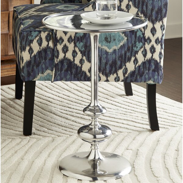 Kimzey End Table by Mercer41