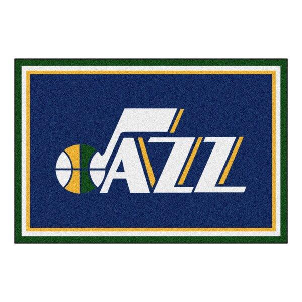 NBA - Utah Jazz 5x8 Doormat by FANMATS