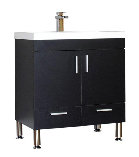 Waldwick 29 Single Bathroom Vanity Set by Wade Logan