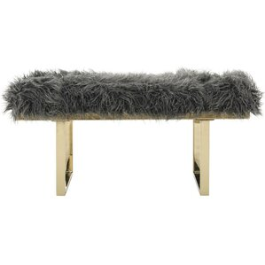 Northfields Upholstered Bench by Willa Arlo Interiors