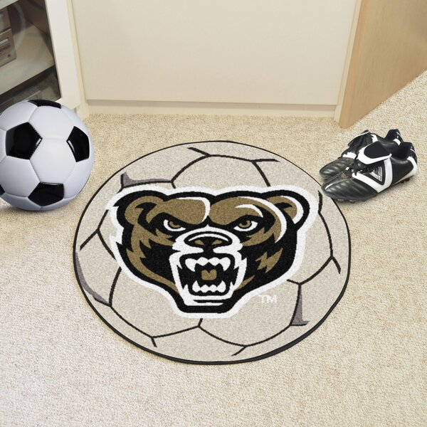 Oakland University Doormat by FANMATS