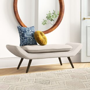 Jacqueline Upholstered Bench by Foundstone