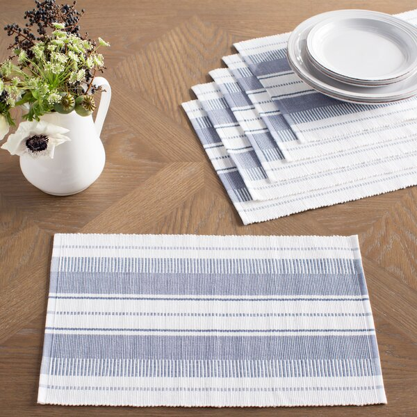 Gartmore Placemats (Set of 6) by Birch Lane™