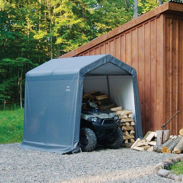 8 Ft. x 8 Ft. Steel Pop-Up Canopy by ShelterLogic
