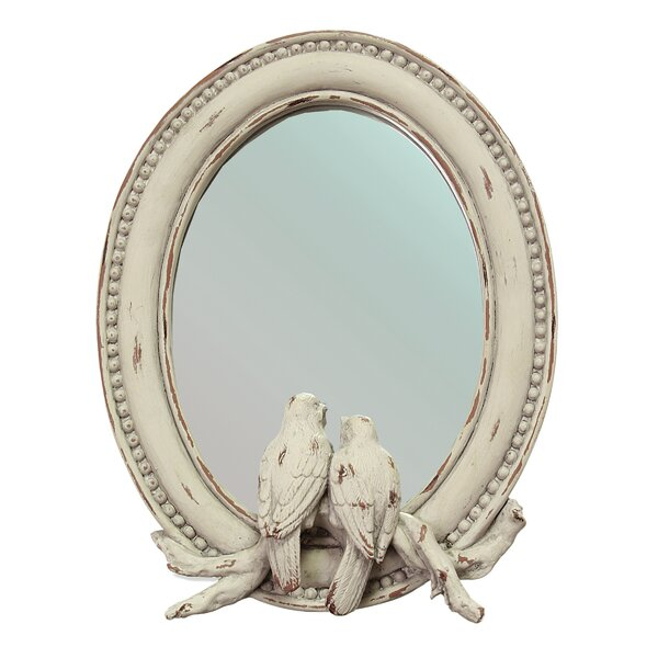 Schaffer Oval Small Wall Mirror by Selectives