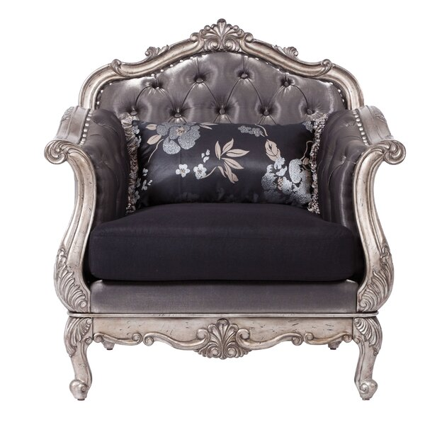 Wensley Armchair by Astoria Grand Astoria Grand