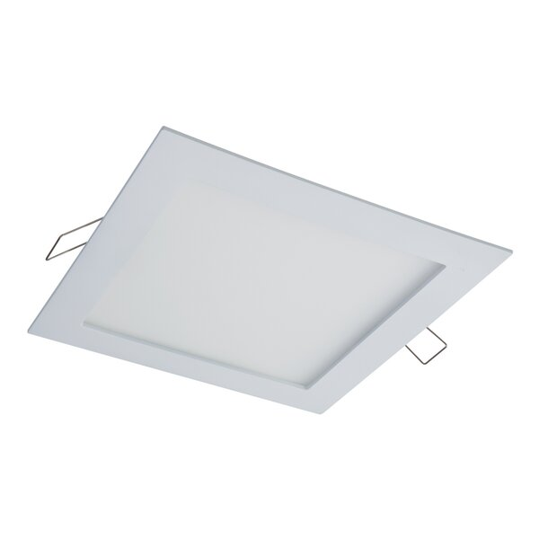 6'' Square Recessed Trim by Cooper Lighting