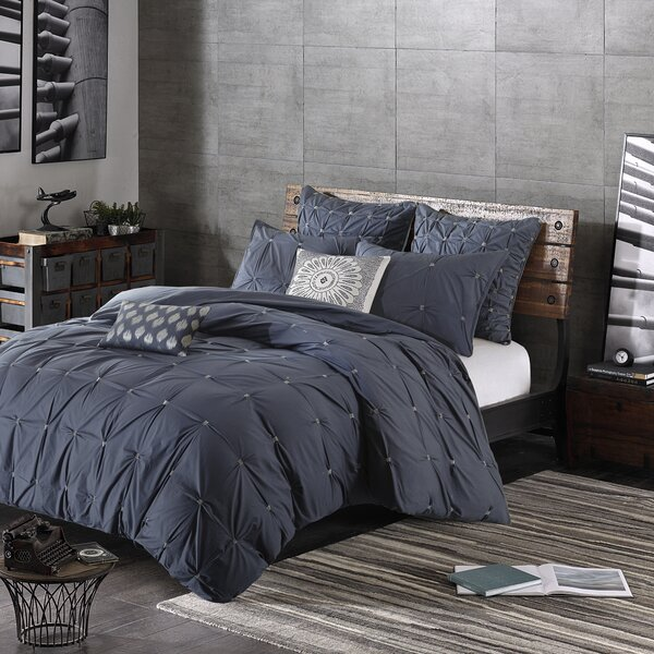 Ellesmere Port Cotton Port 3 Piece Comforter Set b
