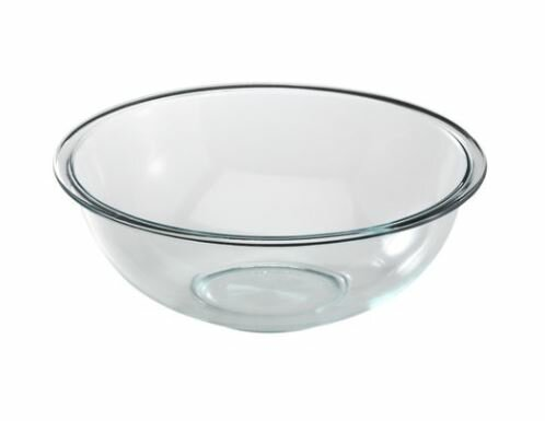 Prepware 4 Qt Mixing Bowl in Clear by Pyrex