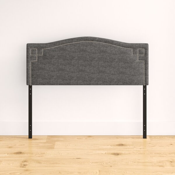 Kareem Upholstered Panel Headboard by Mercer41