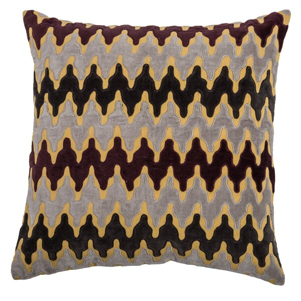 Charro  Cotton Throw Pillow by Wildon Home ®