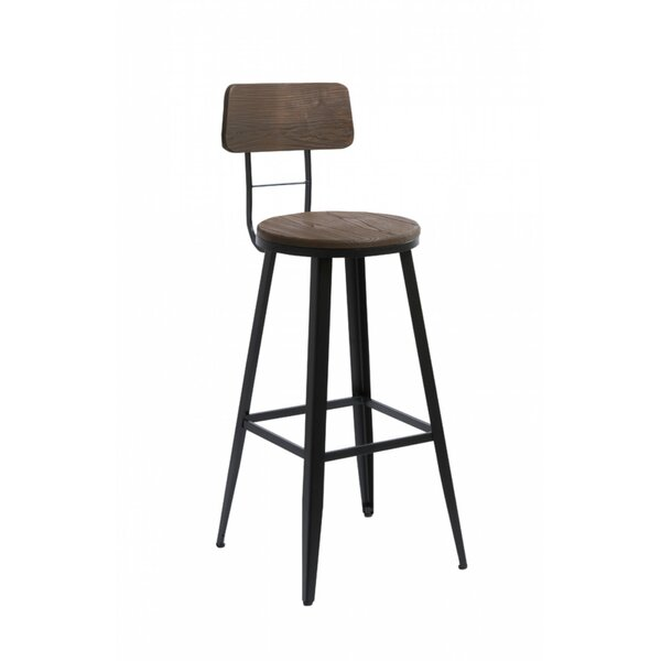Farris 30 Bar Stool by Williston Forge
