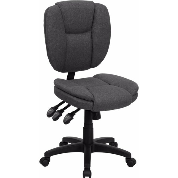 Ermanno Mid-Back Multi-Functional Task Chair
