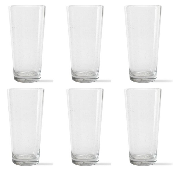 Tag Bubble Pub Glass (Set of 6) by TAG