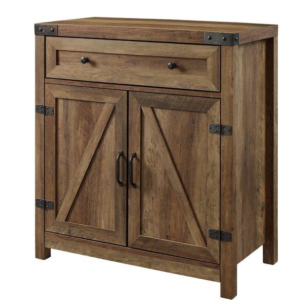Adalberto 2 Door Accent Cabinet