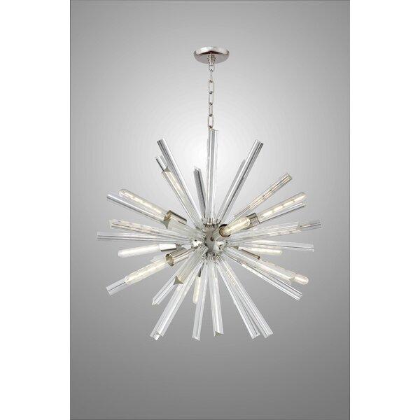 Marthasville 9 - Light Sputnik Sphere Chandelier by Mercer41 Mercer41