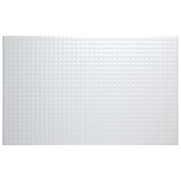 Sosa 15.75 x 9.75 Ceramic Field Tile in White by EliteTile