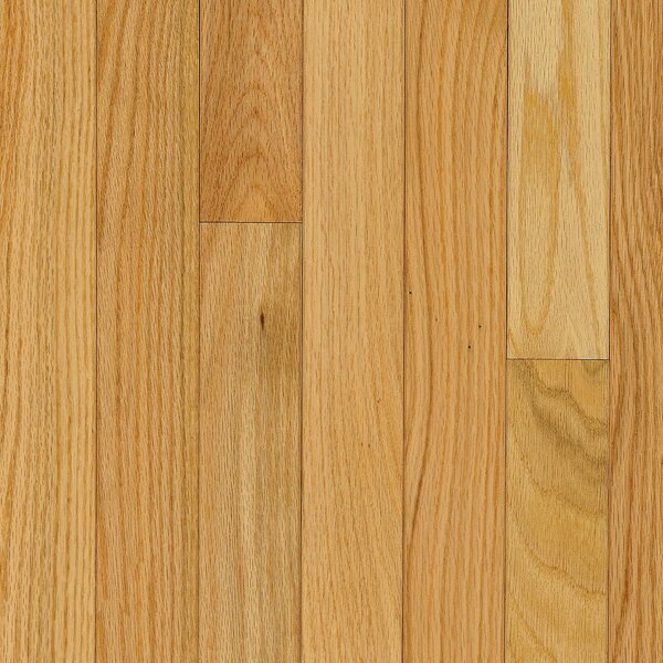 Manchester 3.25 Solid Red Oak Hardwood Flooring in Blonde by Bruce Flooring