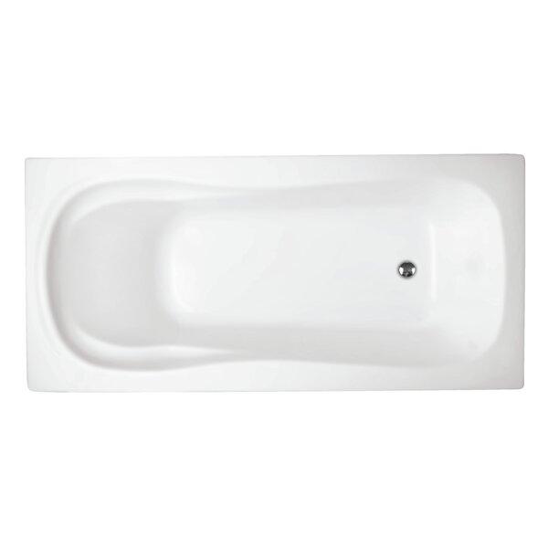 Boston 60 x 32 Drop in Soaking Bathtub by Jade Bath