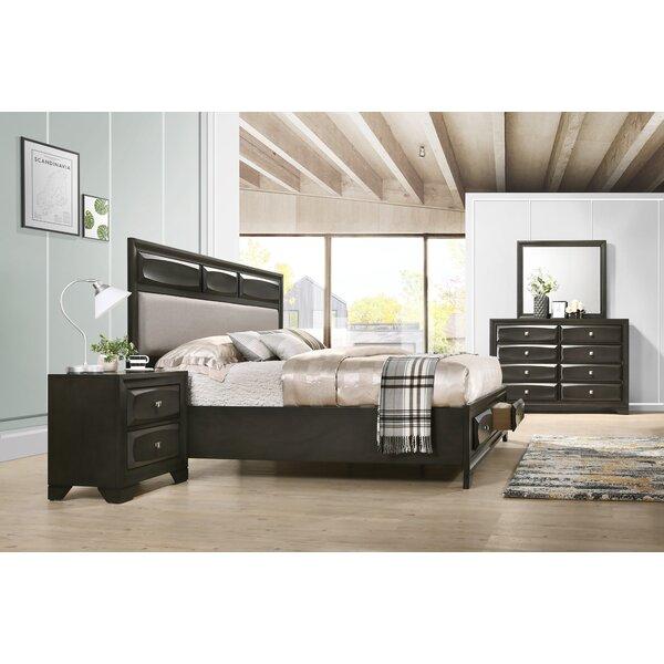 Beagan Platform 4 Piece Bedroom Set by Winston Porter