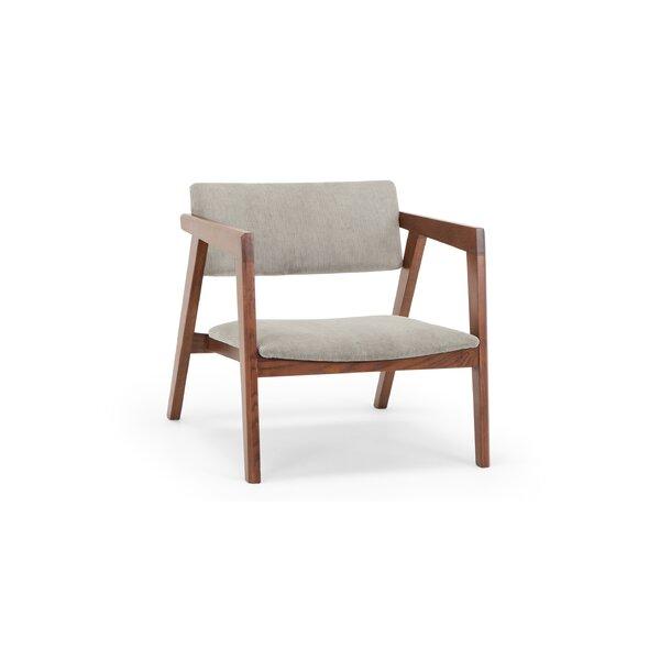 Chico Cruisin Fabric Armchair By Corrigan Studio