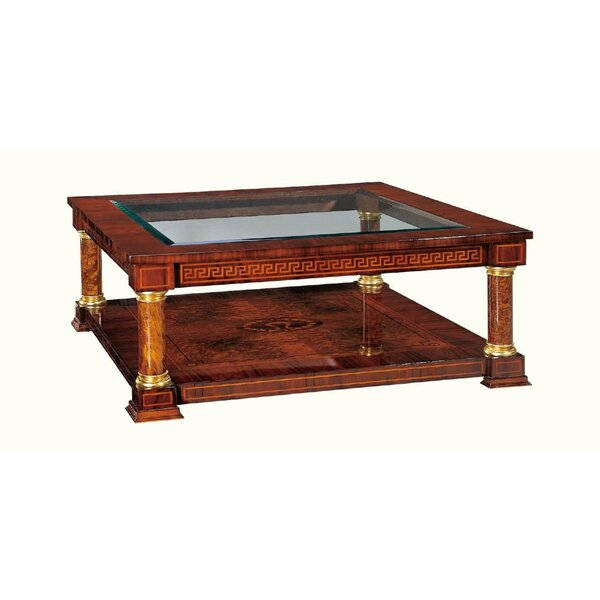 Orpheus Coffee Table by Astoria Grand Astoria Grand