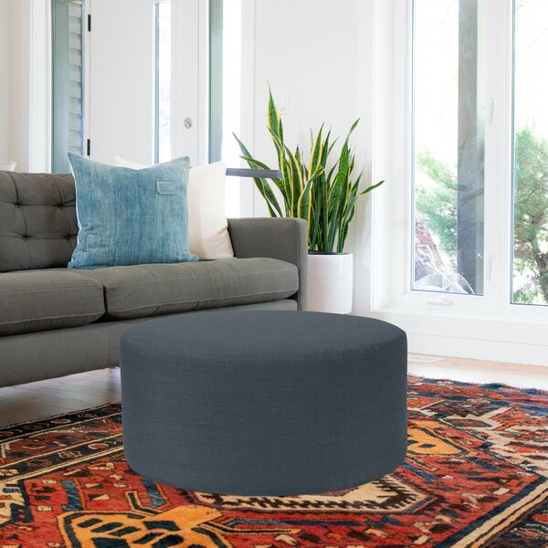 Fenham Cocktail Ottoman by Rosecliff Heights Rosecliff Heights