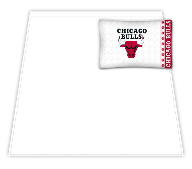 Najarian Nba Youth Bedroom In A Box: Sports Coverage NBA Sheet Set & Reviews