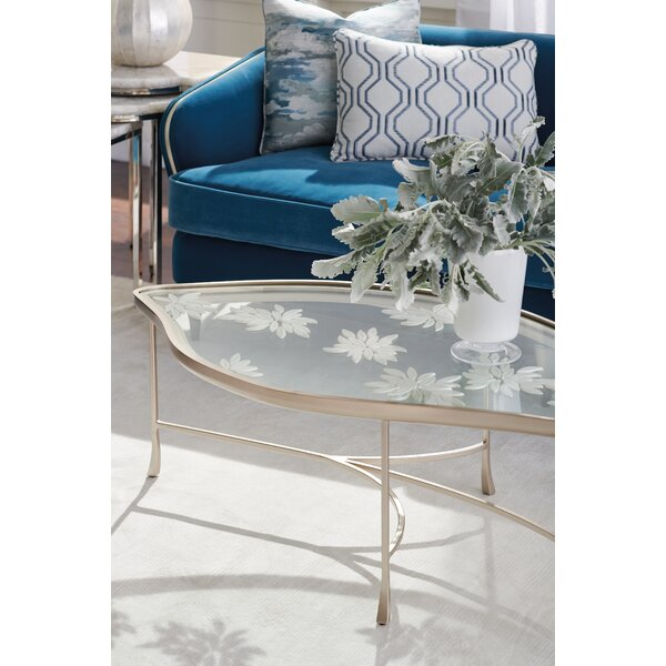 Trifecta 4 Piece Coffee Table Set by Caracole Classic Caracole Classic