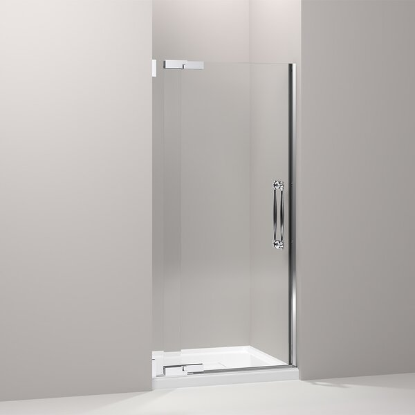 Finial 38.75 x 72.25 Pivot Shower Door by Kohler