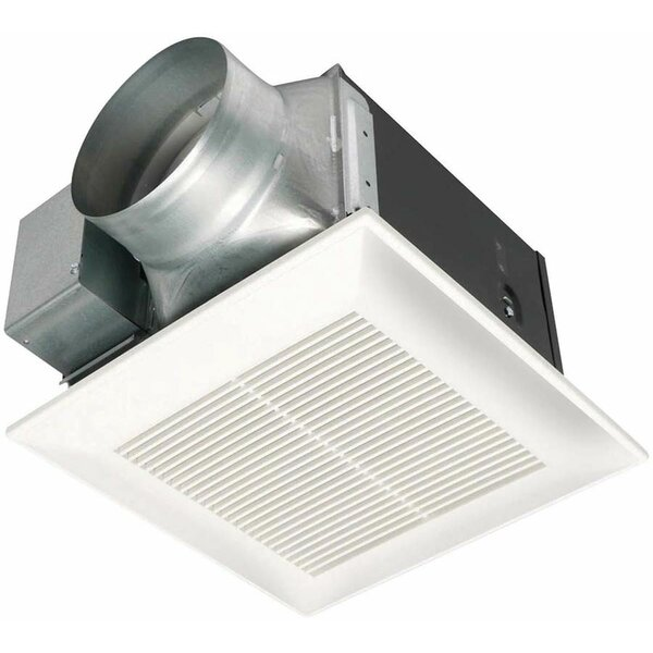 WhisperCeiling™ 390 CFM Bathroom Fan by Panasoni
