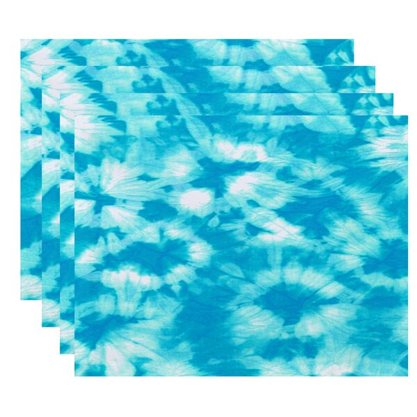 Pembrook Chillax Geometric Placemat (Set of 4) by Bay Isle Home