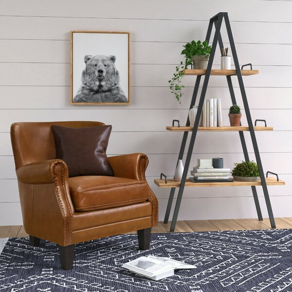 Reuben Ladder Bookcase By Gracie Oaks