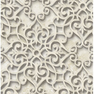 Metallic Wallpaper You Ll Love In 2020 Wayfair