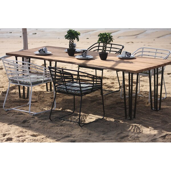 Exo 5 Piece Teak Dining Set by Harmonia Living