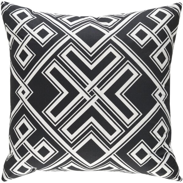 Junkins Pillow Cover by Bloomsbury Market